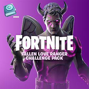 Fortnite - Fallen Love Ranger Challenge Pack Xbox One