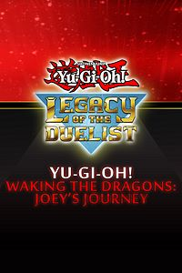Carátula del juego Yu-Gi-Oh! Waking the Dragons: Joey's Journey de Xbox One