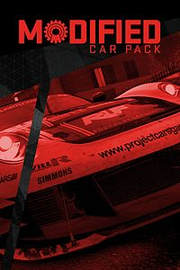 Carátula del juego Project CARS - Modified Car Pack