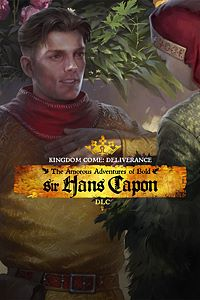 Carátula del juego Kingdom Come: Deliverance - The Amorous Adventures of Bold Sir Hans Capon