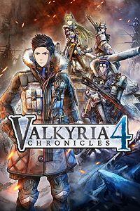 Carátula para el juego Valkyria Chronicles 4 de Xbox One