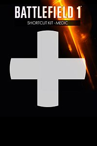 Carátula del juego Battlefield 1 Shortcut Kit: Medic Bundle