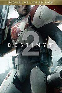 Carátula del juego Destiny 2 - Digital Deluxe Edition
