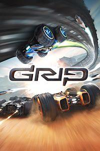 Carátula para el juego GRIP de Xbox 360