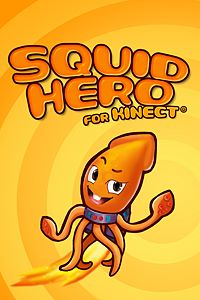 Carátula del juego Squid Hero for Kinect