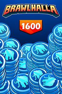 Carátula del juego BRAWLHALLA - 1600 MAMMOTH COINS