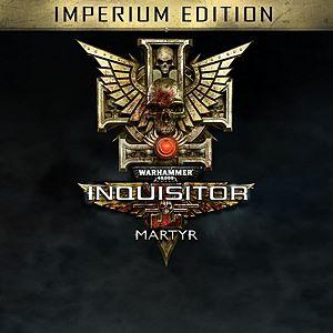 Warhammer 40,000: Inquisitor - Martyr | Imperium edition Xbox One