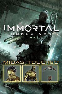 Carátula del juego Midas Touched