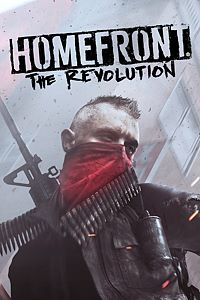 Carátula del juego Homefront: The Revolution Expansion Pass de Xbox One