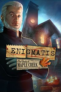 Carátula del juego Enigmatis: The Ghosts of Maple Creek