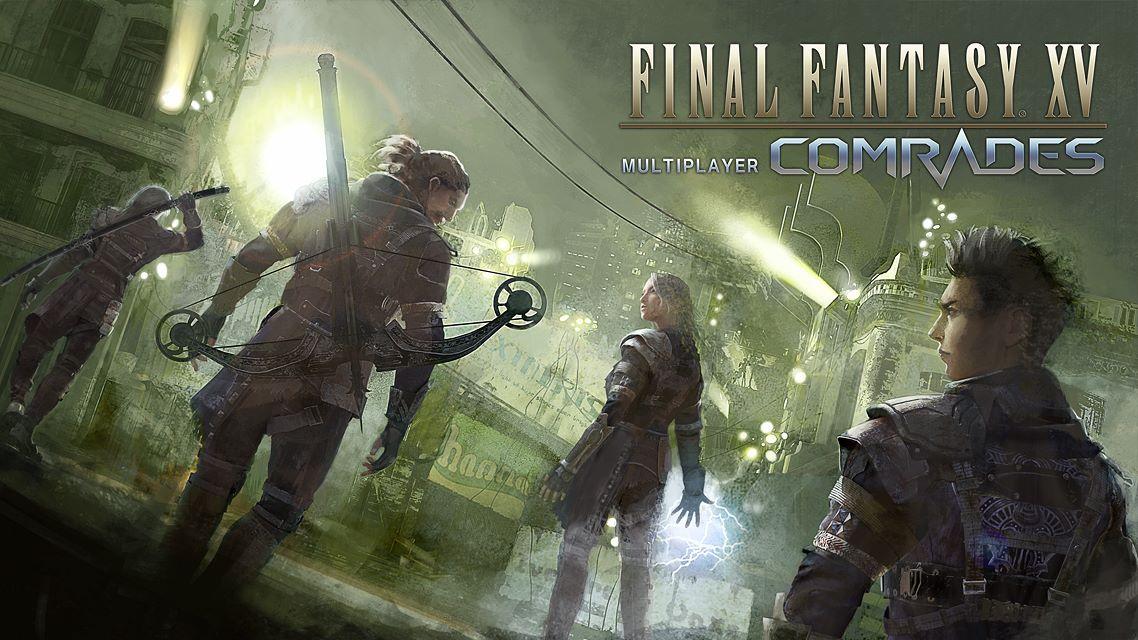 Final Fantasy XV Multiplayer: Comrades price tracker for Xbox One