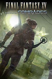 Carátula del juego FINAL FANTASY XV MULTIPLAYER: COMRADES