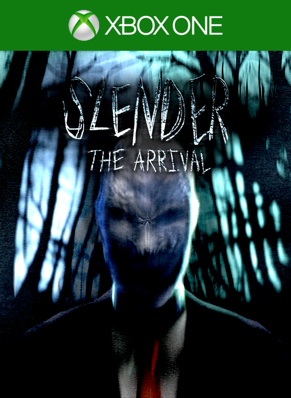 Slender: The Arrival boxshot