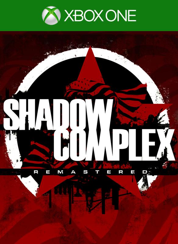 Shadow Complex Remastered boxshot