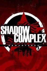 Carátula del juego Shadow Complex Remastered para Xbox One
