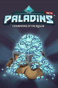 Carátula del juego 8000 Paladins Crystals de Xbox One