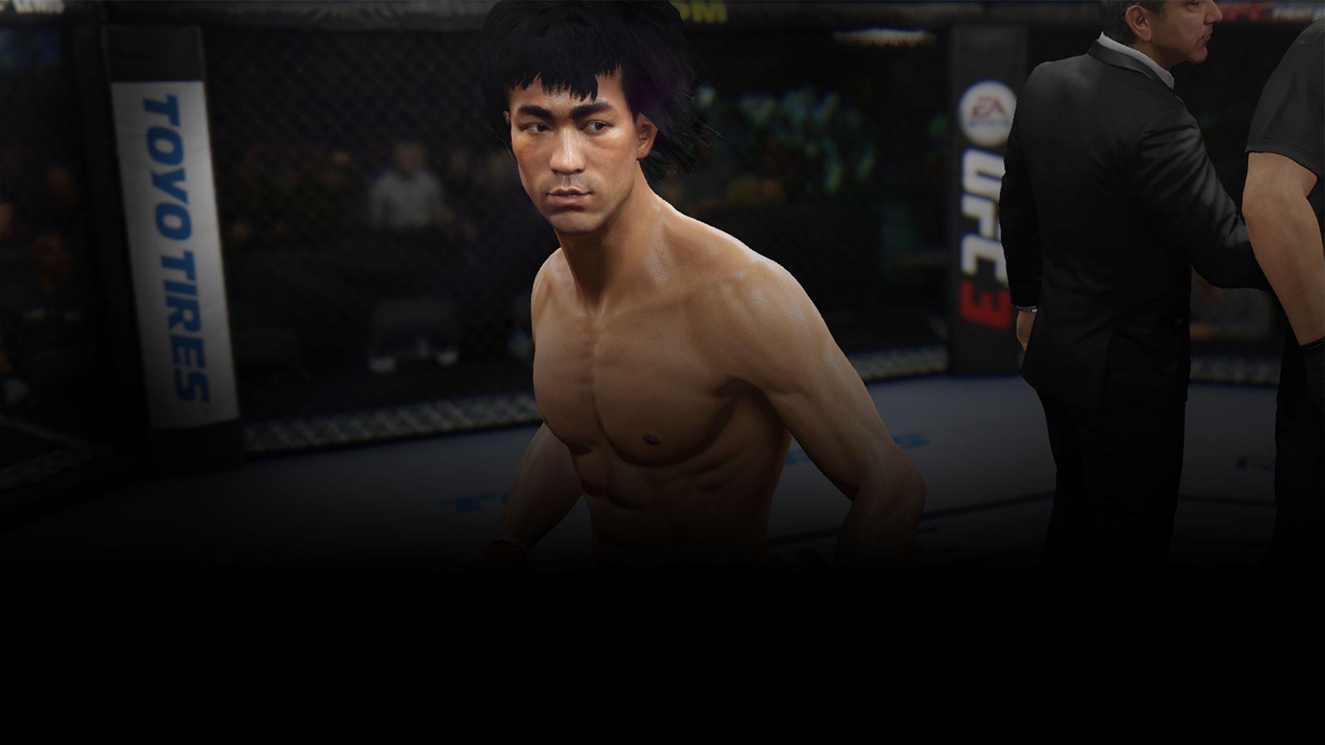 EA SPORTS™ UFC® 3 – Bruce Lee, höyhensarja