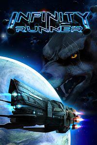 Carátula para el juego Infinity Runner de Xbox 360