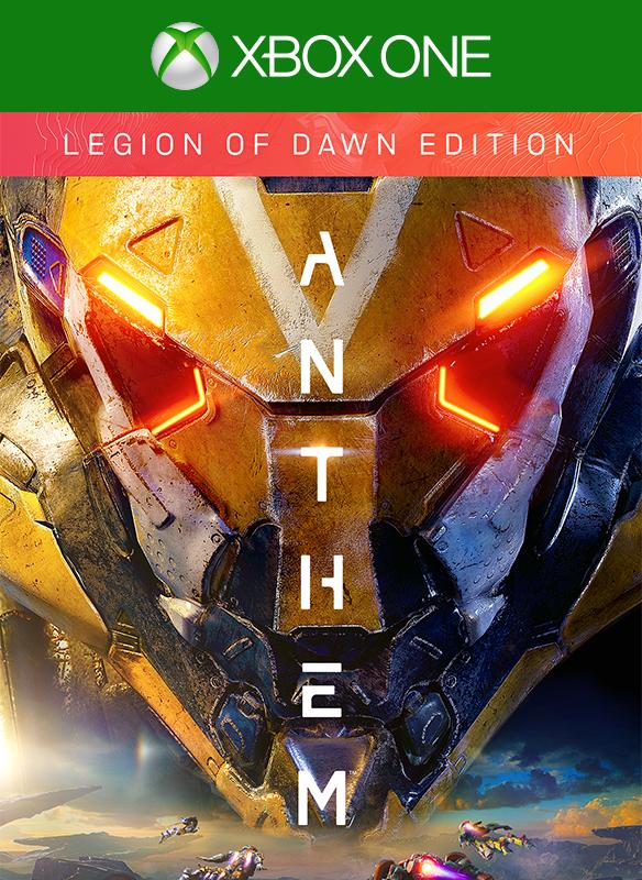 Anthem™: edición Legión del Alba boxshot