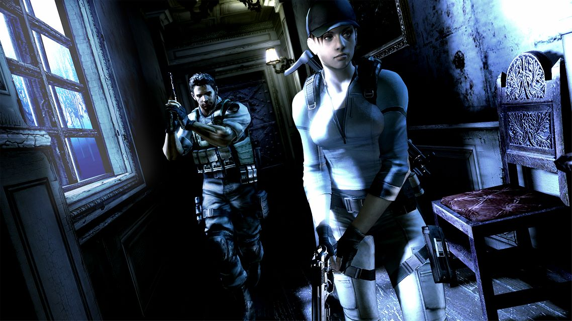 Resident Evil 5 Coming to Xbox One in June