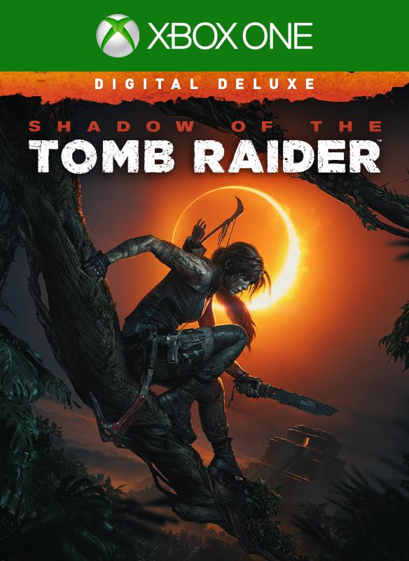 Shadow of the Tomb Raider - Edición digital Deluxe boxshot