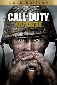 Carátula del juego Call of Duty: WWII - Gold Edition