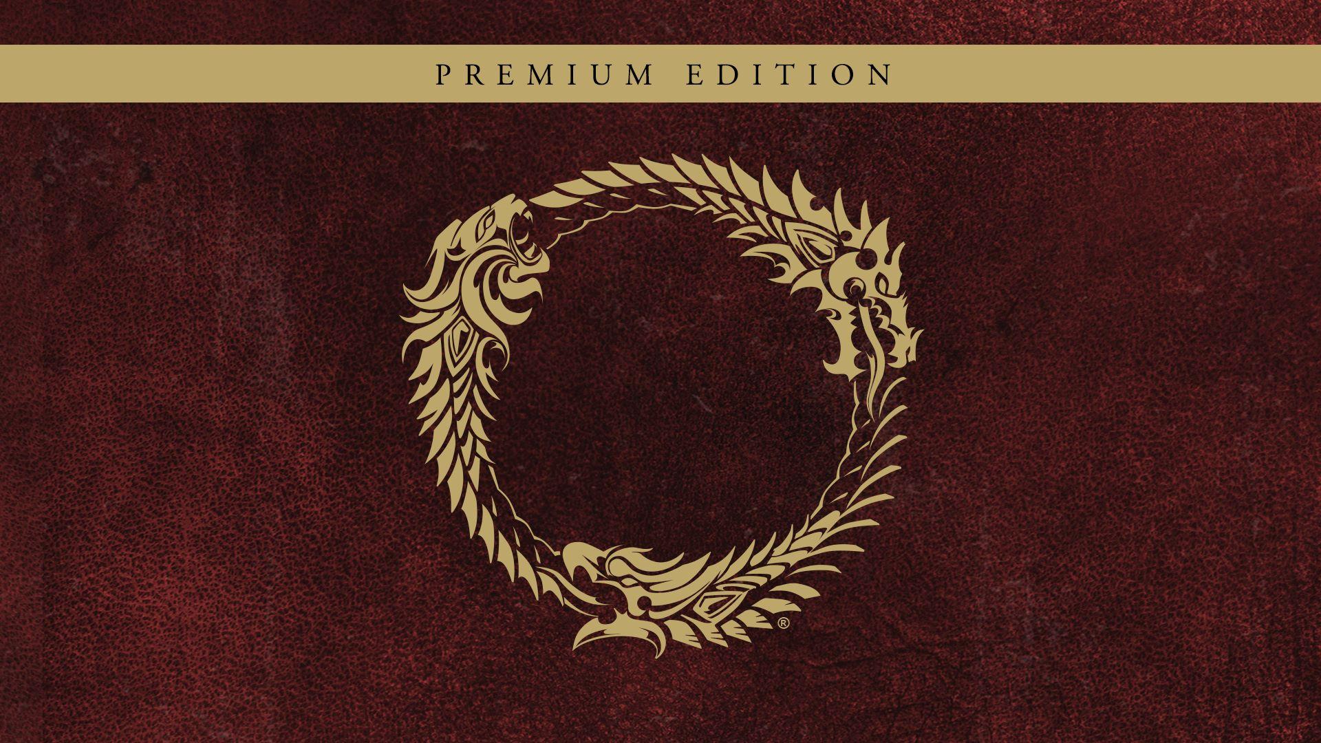 The Elder Scrolls Online: Tamriel Unlimited Premium Edition