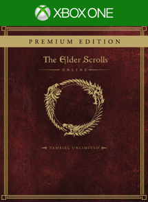 Elder Scrolls Online: Tamriel Unlimited Premium Edition