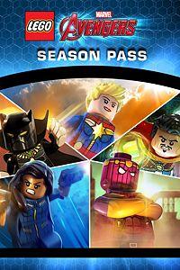 Carátula del juego LEGO Marvel's Avengers Season Pass