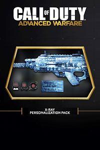 Carátula del juego X-Ray Personalization Pack