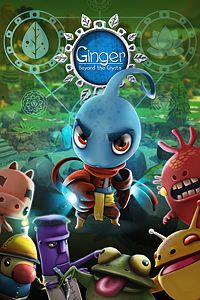 Carátula del juego Ginger: Beyond the crystal