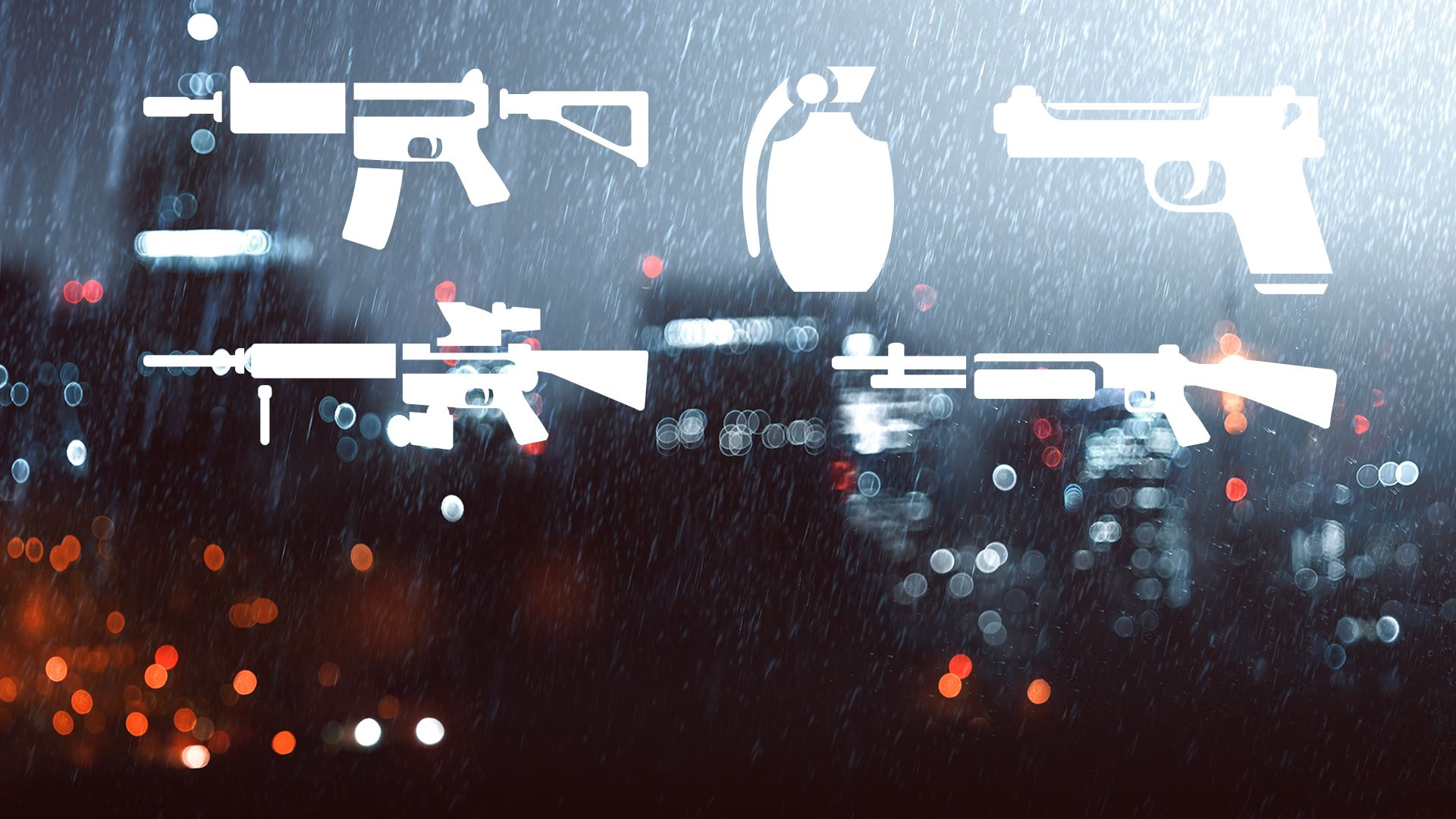 bf4 weapon unlocks