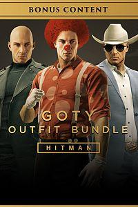 Carátula del juego HITMAN - GOTY Outfit Bundle