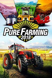 Carátula del juego Pure Farming 2018