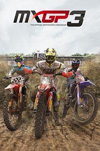 Carátula para el juego MXGP3 de Xbox 360