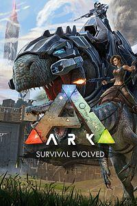 Carátula para el juego ARK: Survival Evolved de Xbox 360