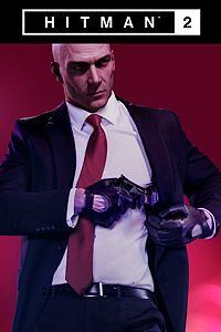 Carátula del juego HITMAN 2