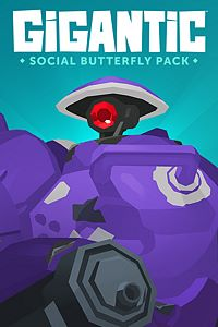 Carátula del juego Social Butterfly Pack