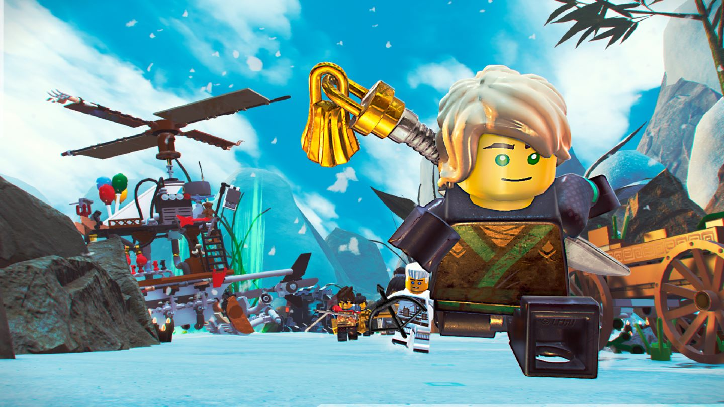 The Lego Ninjago Movie Video Game review |