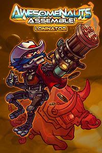 Carátula del juego Loninator - Awesomenauts Assemble! Skin de Xbox One