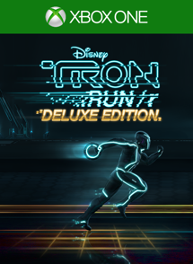 TRON RUN/r (Pacote Deluxe)