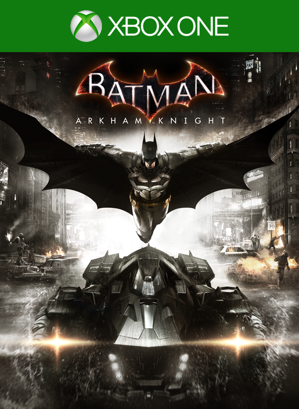 Batman: Arkham Knight boxshot