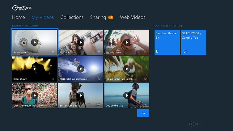 Get RealPlayer Cloud - Microsoft Store en-GB