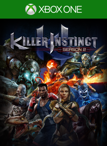 Killer Instinct Season 2 Ultra Edition