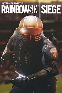 Carátula del juego Rainbow Six Siege: CASTLE FOOTBALL HELMET de Xbox One