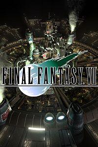 Carátula para el juego FINAL FANTASY VII de Xbox 360