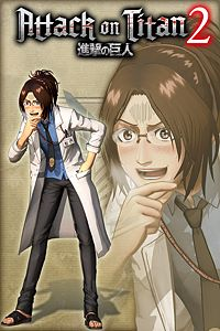 Carátula del juego Additional Hange Costume, Scientist