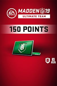 Carátula del juego Madden NFL 19 Ultimate Team 150 Points Pack