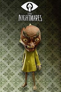 Carátula del juego Little Nightmares - Tengu Mask