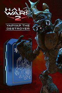 Carátula para el juego YapYap THE DESTROYER Leader Pack de Xbox One